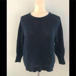 Athleta Cotton Blend Sweater XS